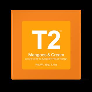 Mangoes & Cream 40G Mini Cube