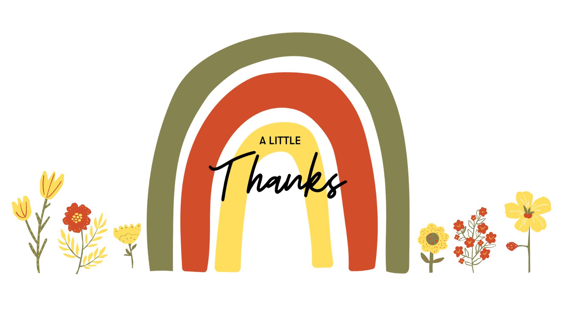 a little thanks (2)
