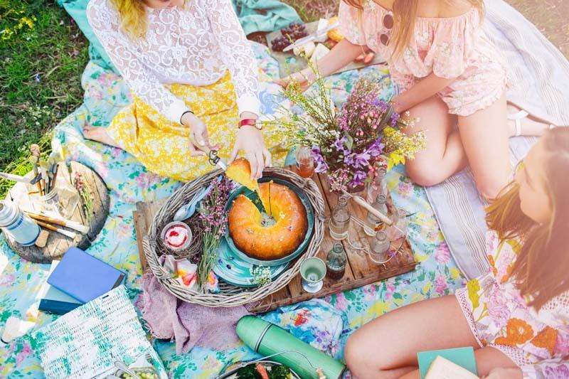 child.picnic