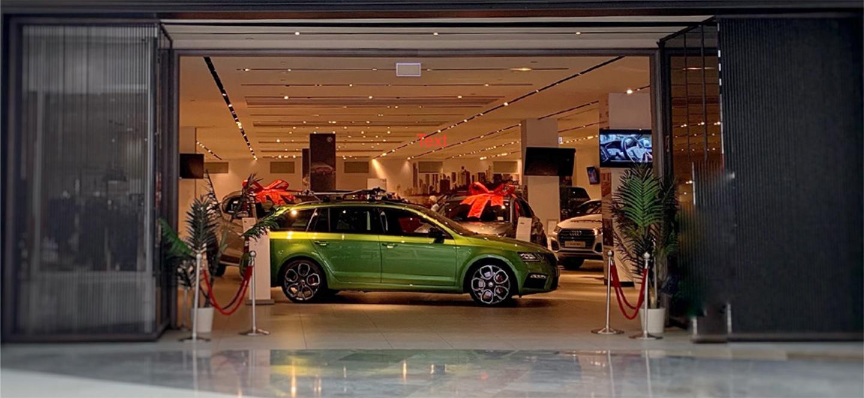 Automotive: Driving awareness and sales