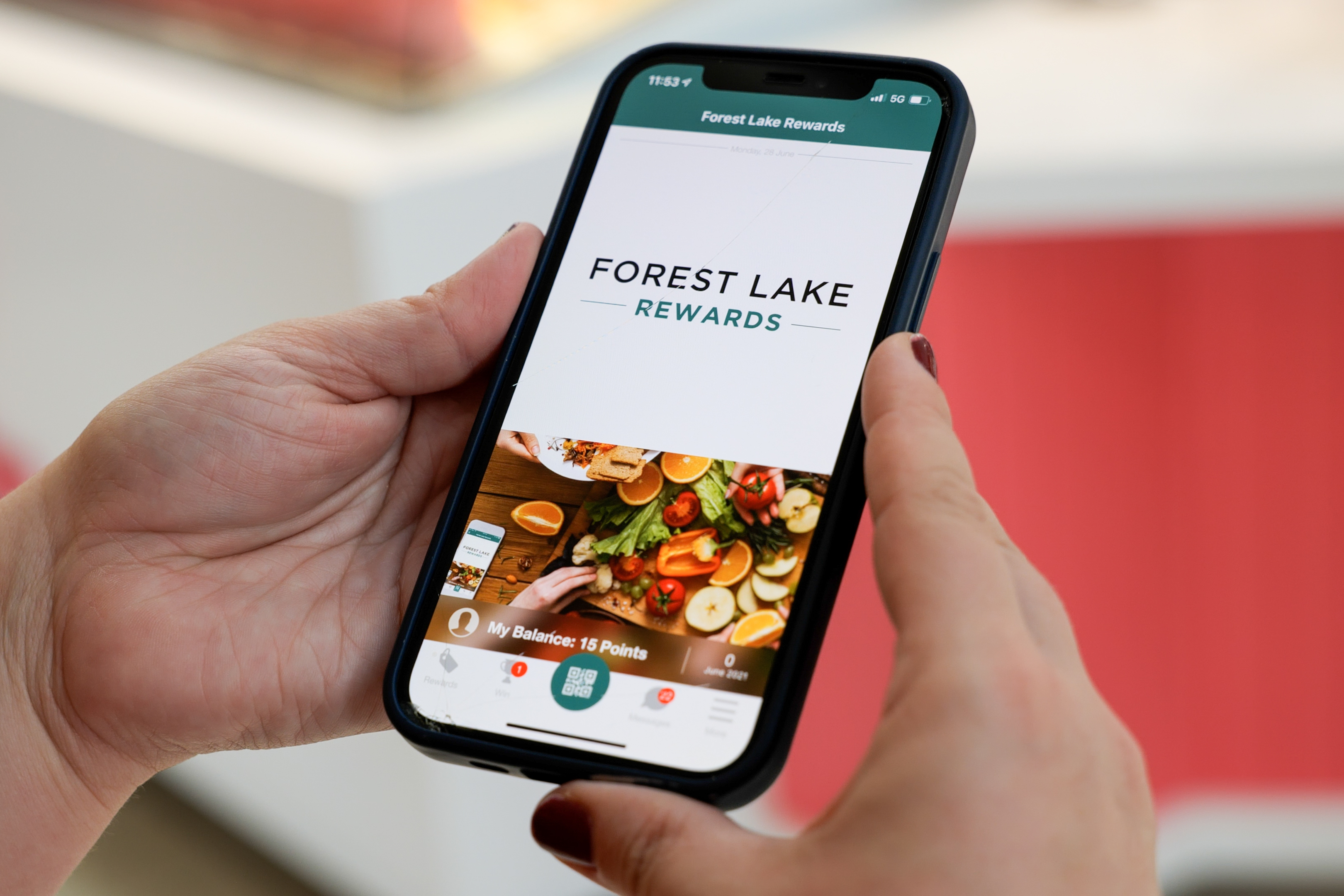 Forest Lake Community